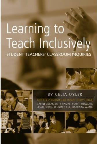 Cover of the book: Learning to Teach Inclusively